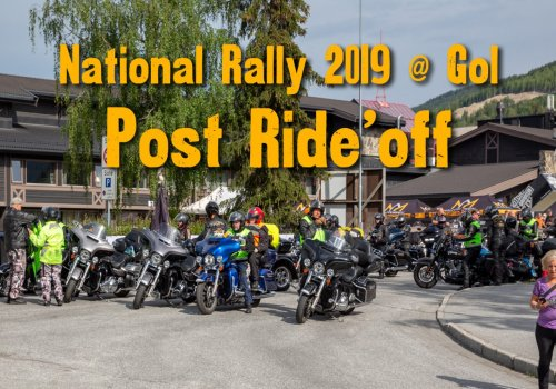 NR2019 Post Ride'off